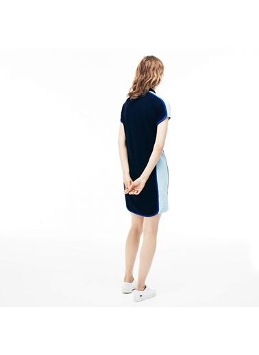 Kısa Kollu Elbise-Lacoste